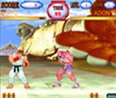Street Fighter Dünya Savaşçısı